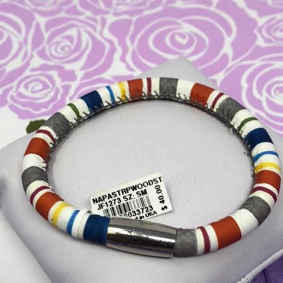 822529e9e7201a Brighton NAPA Woodstock bracelet